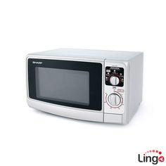 Lò Vi Sóng Cơ 22L Sharp R20A1SVN có các chức năng hâm nóng, rã đông…giúp người dùng chế biến được nhiều món ăn hơn cho gia đình mình.  http://lingo.vn/lo-vi-song-co-22l-sharp-r-20a1svn-71085.html