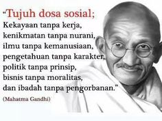 Perkantoran belakang Gedung Samudra Quotes By Famous People, People Quotes, Positive Quotes, Motivational Quotes, Inspirational Quotes, Mahatma Gandhi Quotes, Quotes Lucu, Study Motivation Quotes, Caption Quotes