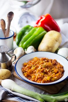 Spanish Food, Chana Masala, Cooking Tips, Risotto, Tapas, Food To Make, Curry, Food And Drink, Ethnic Recipes