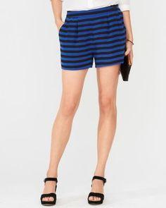 Easy Silk Shorts
