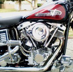 1981 Harley FLHS