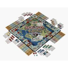 Pokémon..  eh, its still a monopoly set ;-)