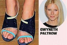 Ouch! Bunions, #GwynethPaltrow.