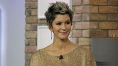 amanda forest-marilyn denis show-Love her hair!!