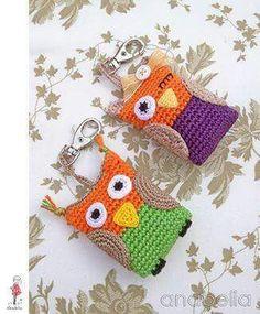 Chouette crochet