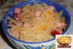 Quick #Sauerkraut and Kielbasa Recipe #recipeoftheday