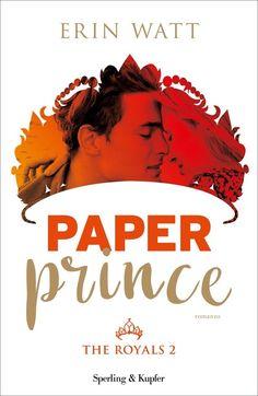 Paper Prince (versione italiana) (The Royals Vol. 2) eBook: Erin Watt: Amazon.it: Kindle Store