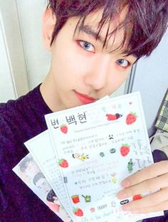 Image uploaded by chanbaek enthusiast. Find images and videos about kpop, exo and baekhyun on We Heart It - the app to get lost in what you love. Baekhyun Selca, Sehun Oh, Chanyeol Baekhyun, Park Chanyeol, K Pop, Exo Ot12, Chanbaek, Baekyeol, Kris Wu