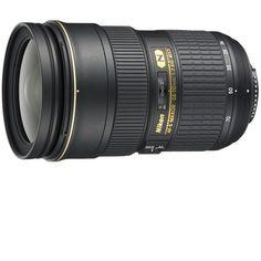 Nikon 24-70 mm lens f/2.8