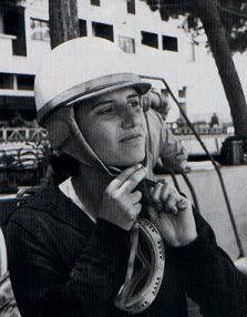 "Maria Fillippi was the first woman to compete in F-1 competition . Starting out in sportscars , she won several local events and competed well in National GP car events. ""First Lady of Formula 1"""