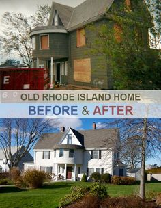 Virtual House Tour of an Old Rhode Island Home  #house_tour #old_home #restoration601280826