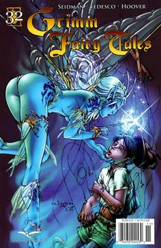 Grimm Fairy Tales #32 - Pinocchio Part 2 (Issue)