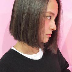 "114 Likes, 9 Comments - 大﨑 竜之将 ( SHIMA ) (@ryunosukeosaki) on Instagram: ""ケアカラーで透明感のあるアッシュ系カラーに✨. . #shima #shima_daikanyama #shima_osaki #hair #color #cut #styling #make…"""