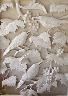 Ambassador dreams Avkartzanah of the GRC interfaces villas *: Wood Carving Designs, Wood Carving Art, Wood Art, Clay Design, Pop Design, Art Deco Design, Pottery Sculpture, Sculpture Art, Sculptures