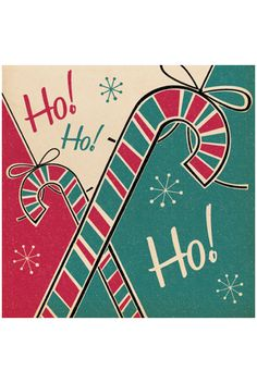 Boibles,ho,ho,ho candy cane, pennychoo greeting cards