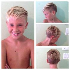 little boy hipster haircut styles - Google Search