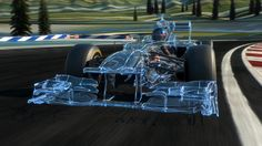 Amazing CGI Video Takes You Inside 2014 F1 Racecar | Red Bull Motorsports