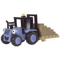 Amazon.com: Bob the Builder: Take-Along Magnetic Vehicle - Trix: Toys & Games $16.95