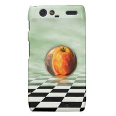 Himmel Apfel/sky apple Droid RAZR Case
