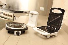 Accesorios que hacen más fácil preparar los alimentos.