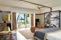 The Ravenala Attitude, Balaclava, Executive Suite, Sea Facing, Guestroom