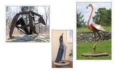 Richard S. Rothschild :: Animal Sculptures