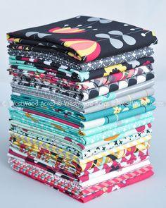Nordika 20 Fat Quarter Bundle by Jeni Baker for Art Gallery Fabrics COMPLETE