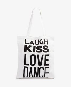 #White #Forever21 #Tote Save this image and add it to your closet! http://wishi.me