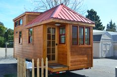 Concord (CA) High School students have completed the Construction Tech Program's first Tiny House on Wheels. With the help of our community partners Ashby Lumber, West Coast Windows and Doors…