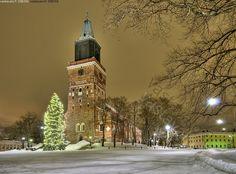 Turun tuomiokirkko - Finland