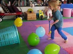 5 fun indoor balloon party games - Michaela Manta - 5 fun indoor balloon party games Learn with Play at Home. Play based learning ideas and activities for kids. Balloon Party Games, Ballon Party, Kids Party Games, Birthday Party Games, Fun Games, Balloon Games For Kids, Indoor Party Games, Indoor Games For Kids, Free Birthday