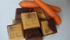 Jabón de zanahoria y especias