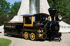 Chances are anyone who has been on Purdue's campus during a major home game has seen, or at least heard, the Boilermaker Special. It's hard to miss, a miniature train cruising around campus streets...