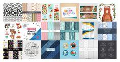 Compilation: 67 Free Patterns