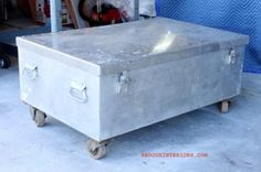 Metal-trunk-with-casters-