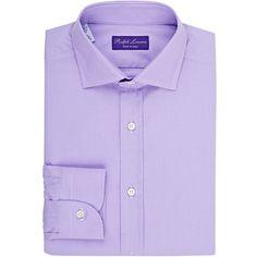 Ralph Lauren Purple Label Men's Micro-Checked Dress Shirt Size (28.385 RUB) ❤…