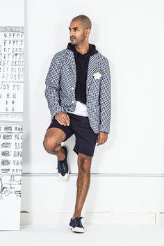 Engineered Garments, Look #19