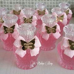 Kral tacı kolonya şişeleri