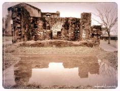 Misión Jesuítica Guaraní de la Santísima Trinidad del Paraná - ruinas, Paraguay