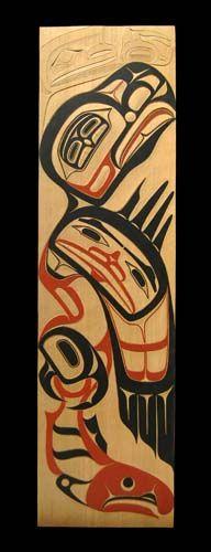 David Boxley - Tsimshian Panels Gallery