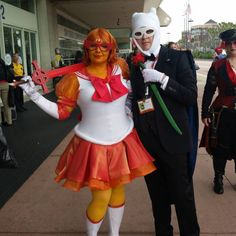 sailor flame princess cosplay - Google Search