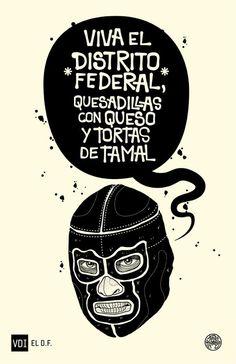 Viva Mexico from Tumblr