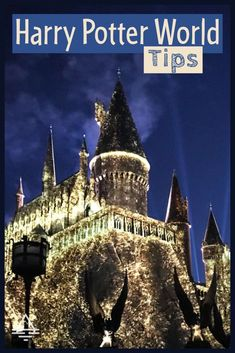 Check out these tips for visiting the Wizarding World of Harry Potter in Universal Orlando. Harry Potter World Orlando Tips - TRIPS TIPS and TEES Orlando Vacation, Orlando Resorts, Orlando Disney, Downtown Disney, Cruise Vacation, Vacation Ideas, Orlando Florida, Universal Orlando, Harry Potter Universal