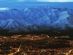 Santiago, Chile 2014 por Roberto Antezana