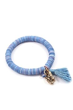 Oli Cham Bracelet in Blue