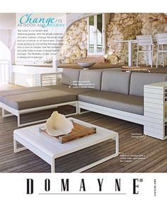 Outdoor Seating - In Black Outdoor Lounge, Outdoor Seating, Outdoor Rooms, Outdoor Living, Outdoor Decor, Outdoor Ideas, Wood Patio Furniture, Outdoor Furniture Design, Home Furniture