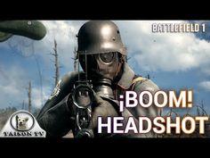 Battlefield 1 En el punto de Mira, Recopilación de Headshots con Fusil d...