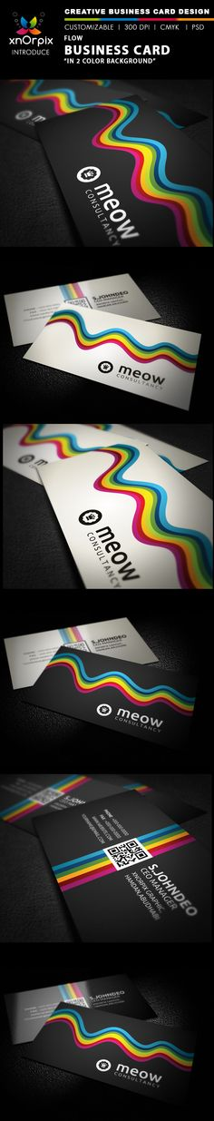20 Outstanding Creative Business Cards   Design   InspirationMart.com