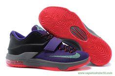 tenis de basket 653996-535 Caverna roxo/Bleached Turquoise-hiper Grape-Magnet Cinza Nike KD 7,VII