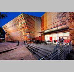 Auditorio de L'Aquila. Renzo Piano en colaboración con el milanés Alessandro Traldi